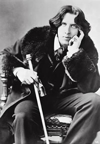 Oscar Wilde in New York